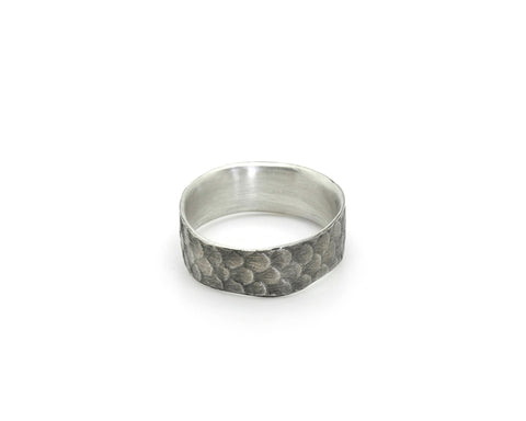 Fish Scale Ring-Hannah Blount Jewelry