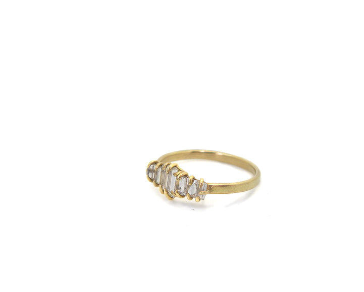 Diamond Illusion Vanity Ring-Hannah Blount Jewelry