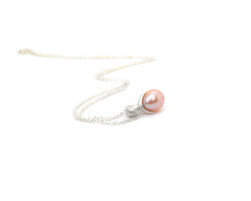 Rosie's Place Cameo Necklace-Hannah Blount Jewelry