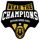 Wear the Champions Logo