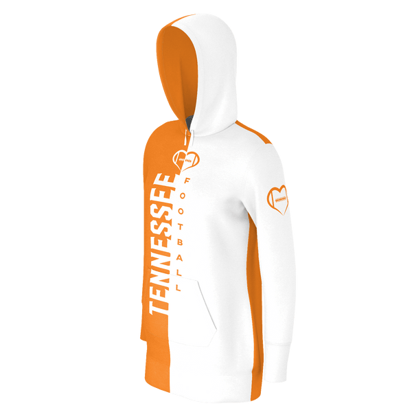Tennessee Football Hoodie Dress