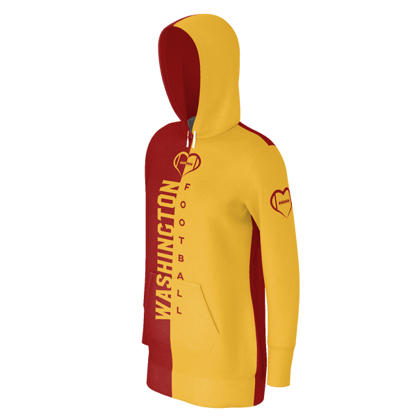 Washington Football Hoodie Dress