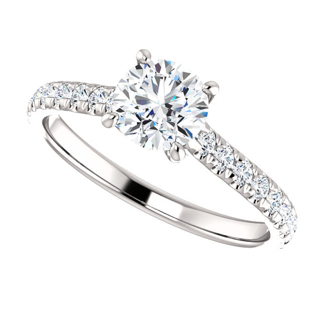 Timeless Bridal Engagement Set