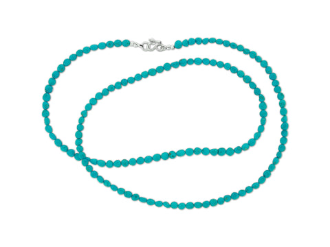 Blue Turquoise Long Strand