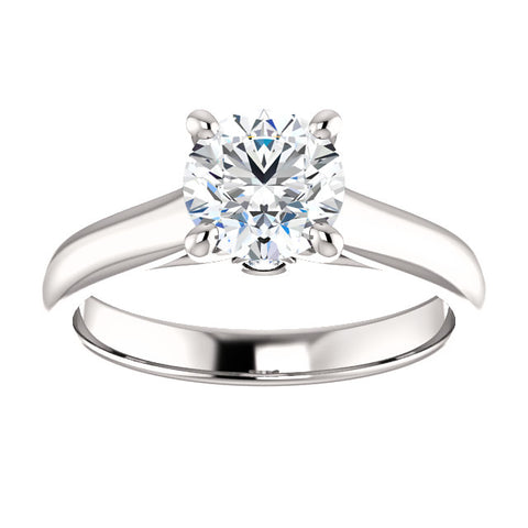 Brilliant Classic Engagement Ring