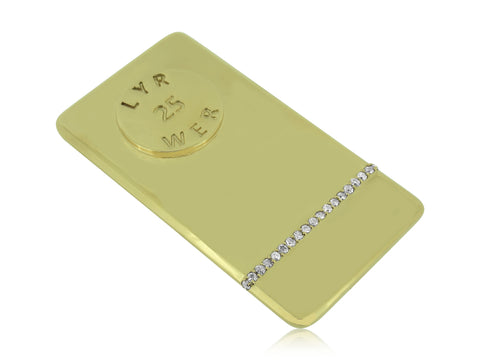 Gold & Diamond Bar