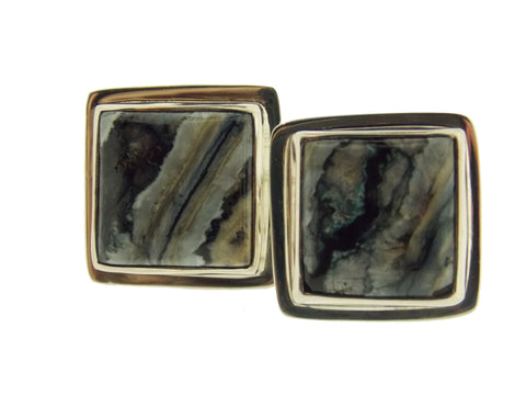 Woolly Mammoth Cuff Links