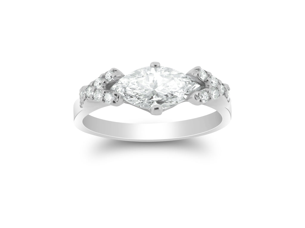 Legacy Diamond Ring