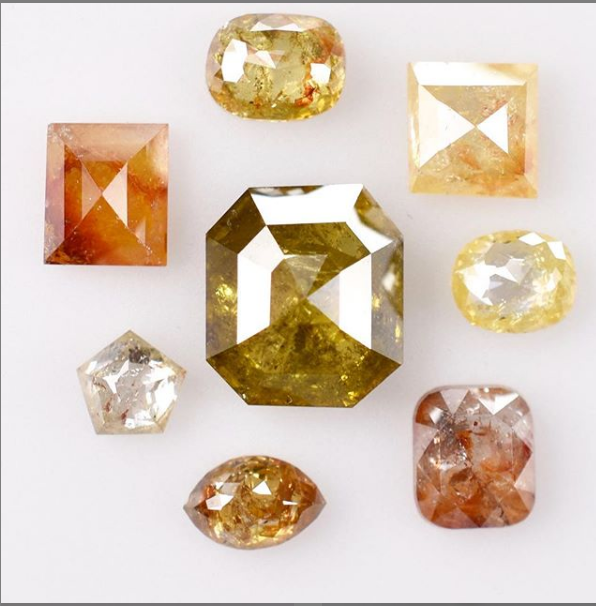 Organic Diamond Choices