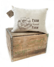 Load image into Gallery viewer, Farm Sweet Farm Pillow