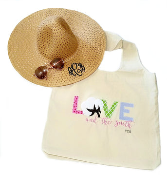Love for Cotton Tote (C-SC-114)