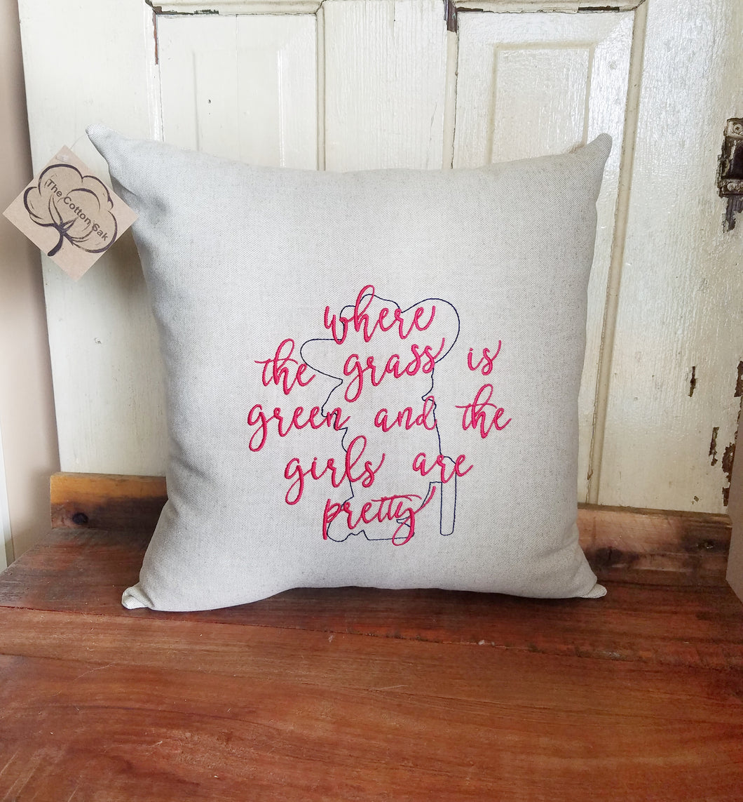 Rebel Girls Pretty Pillow (P-TS-134)