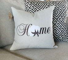 Load image into Gallery viewer, Home Cotton Boll Pillow