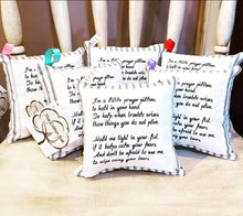 Load image into Gallery viewer, Prayer Pillow (P-IN-133)