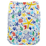 Reusable Diaper - The Ocean Friends Collection - Onedegreeworld