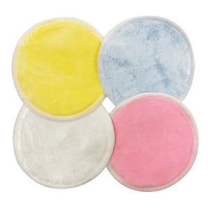 ** Reusable Bamboo Make Up Remover Pads with Laundry Bag (8pcs) - Onedegreeworld