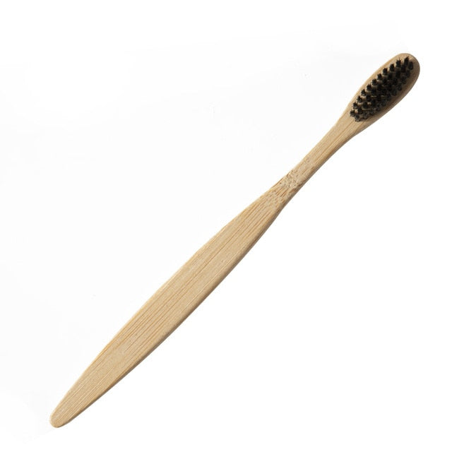 Natural Bamboo Toothbrush - Onedegreeworld