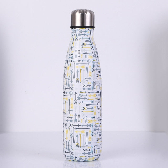 Reusable Water Bottle (500ml) - The Young Professionals Collection - Onedegreeworld