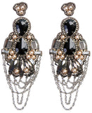 Suzanna Dai Rouen Drop Earrings - Brownie Sparkles