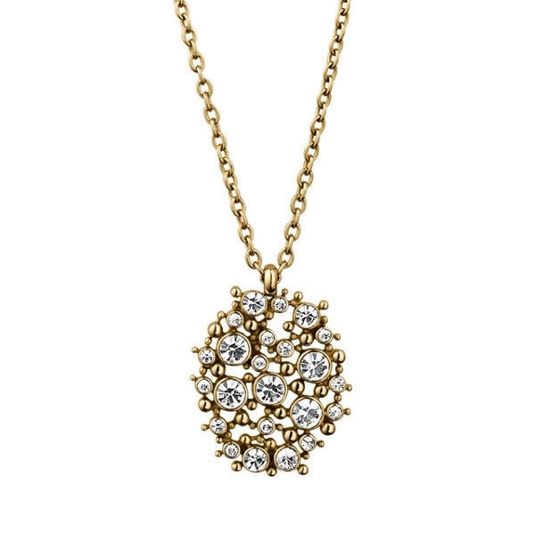 Dyrberg/Kern Reptansia Gold Necklace - Brownie Sparkles