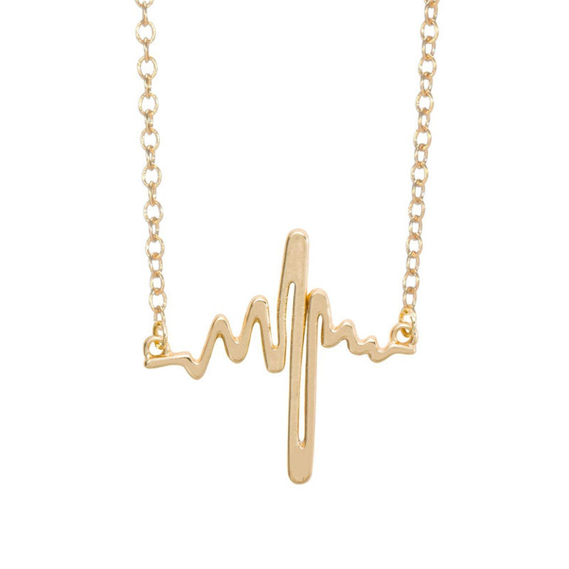 In a Heartbeat Necklace