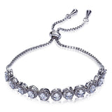 Oval shape Tennis Bracelet