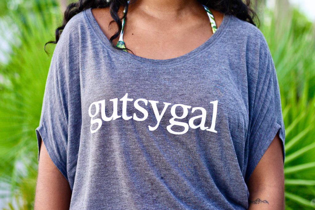 Gutsy Gals Short Sleeve Comfort T-Shirt