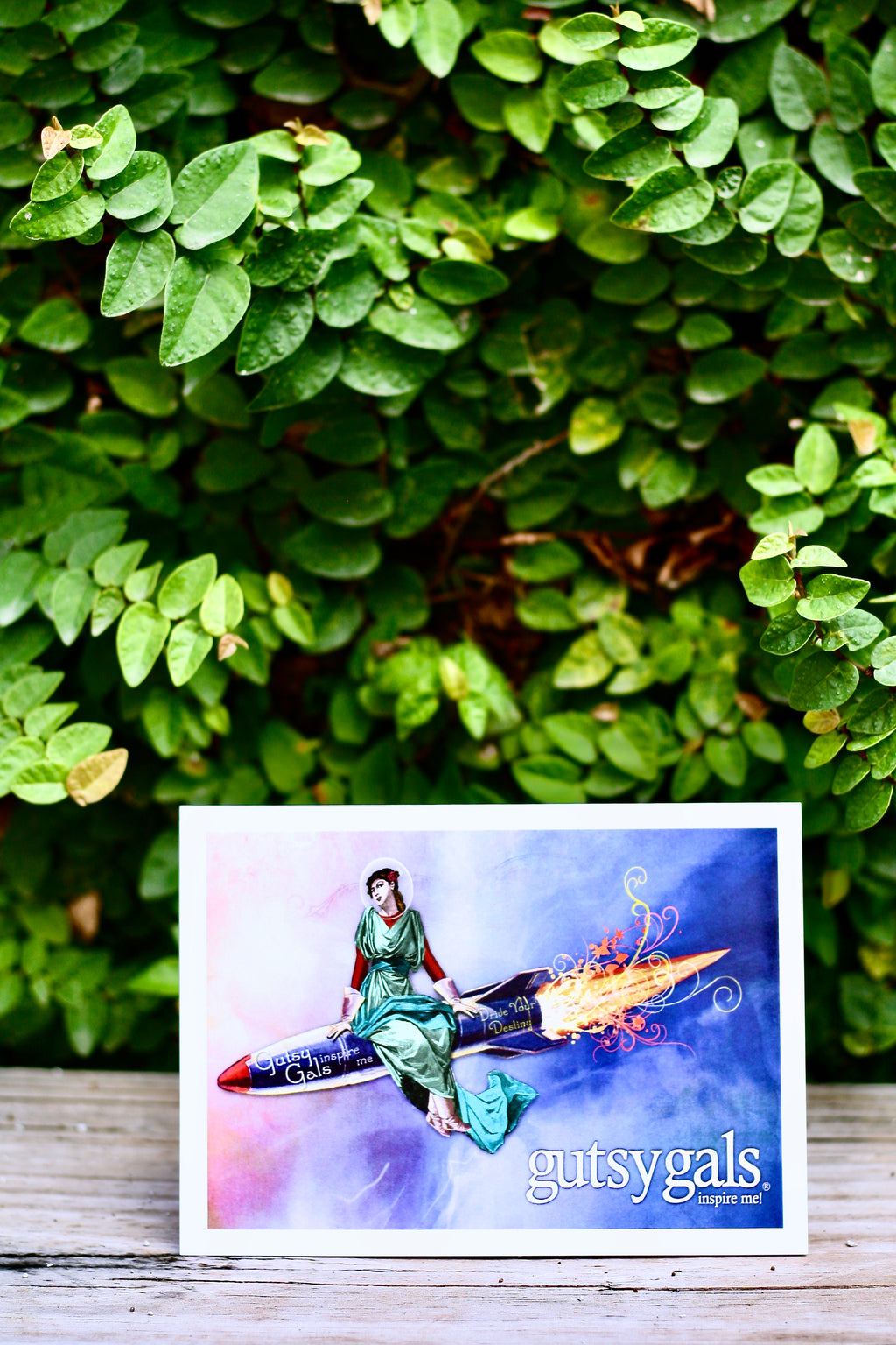 Rocket Girl Cards Pack