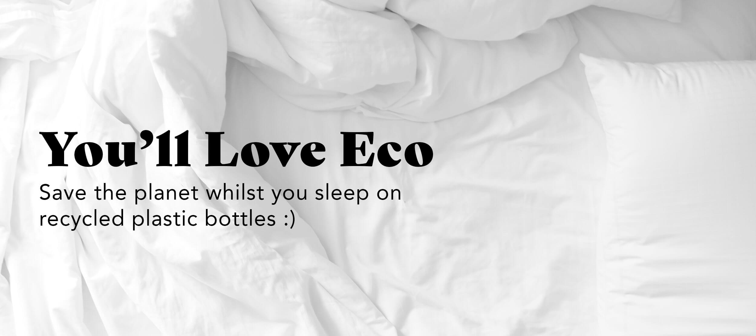 Eco Student Bedding Packs