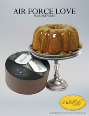 Air Force Love - The Pound Cake Company