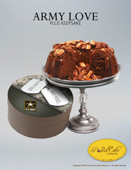 Army Love - The Pound Cake Company