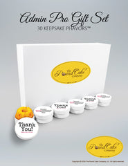 Admin Pro Gift Set - The Pound Cake Company