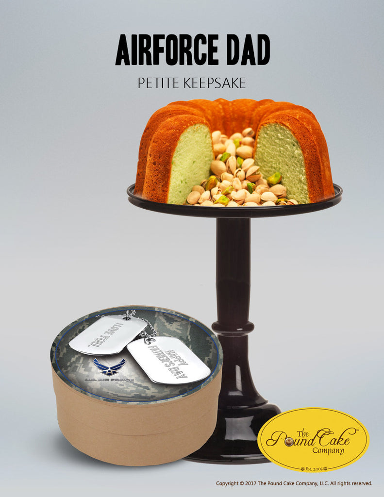 Air Force Dad - The Pound Cake Company