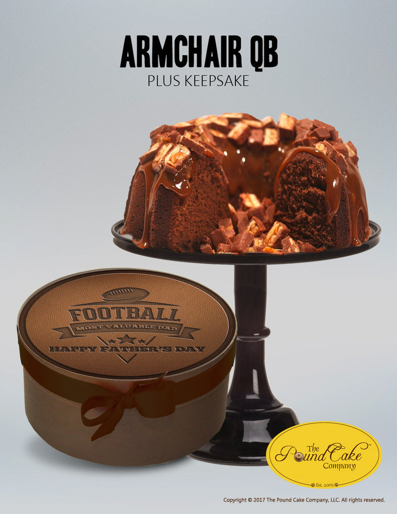 Armchair QB - The Pound Cake Company