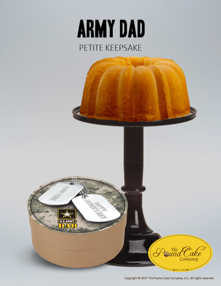 Army Dad - The Pound Cake Company