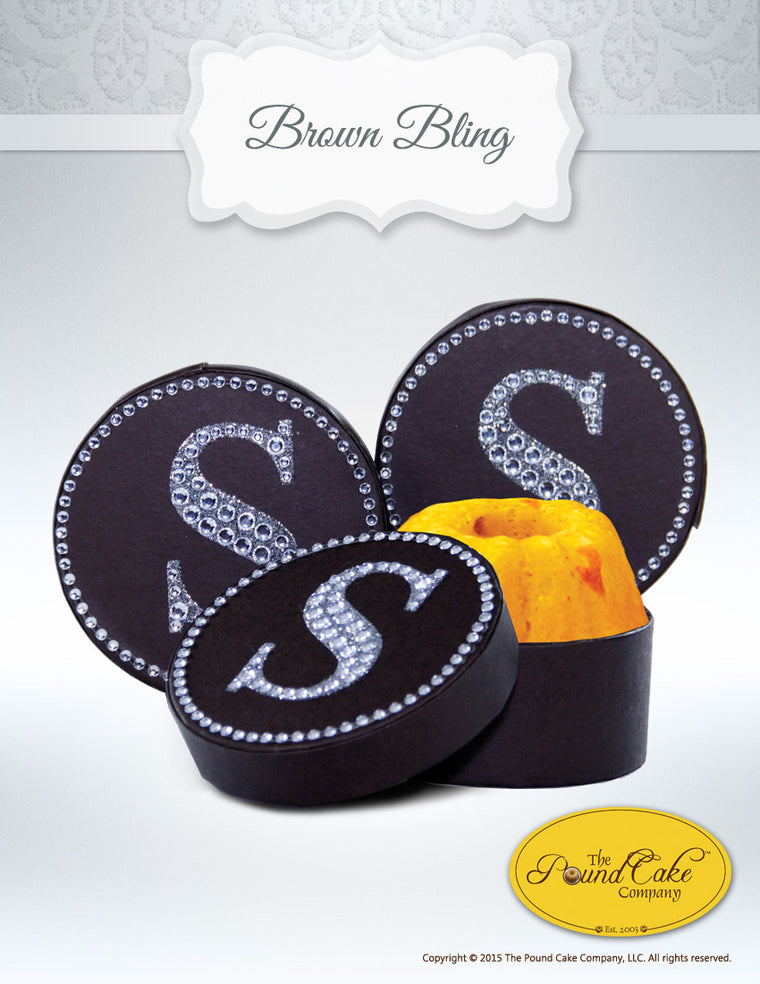 Brown Bling - The Pound Cake Company