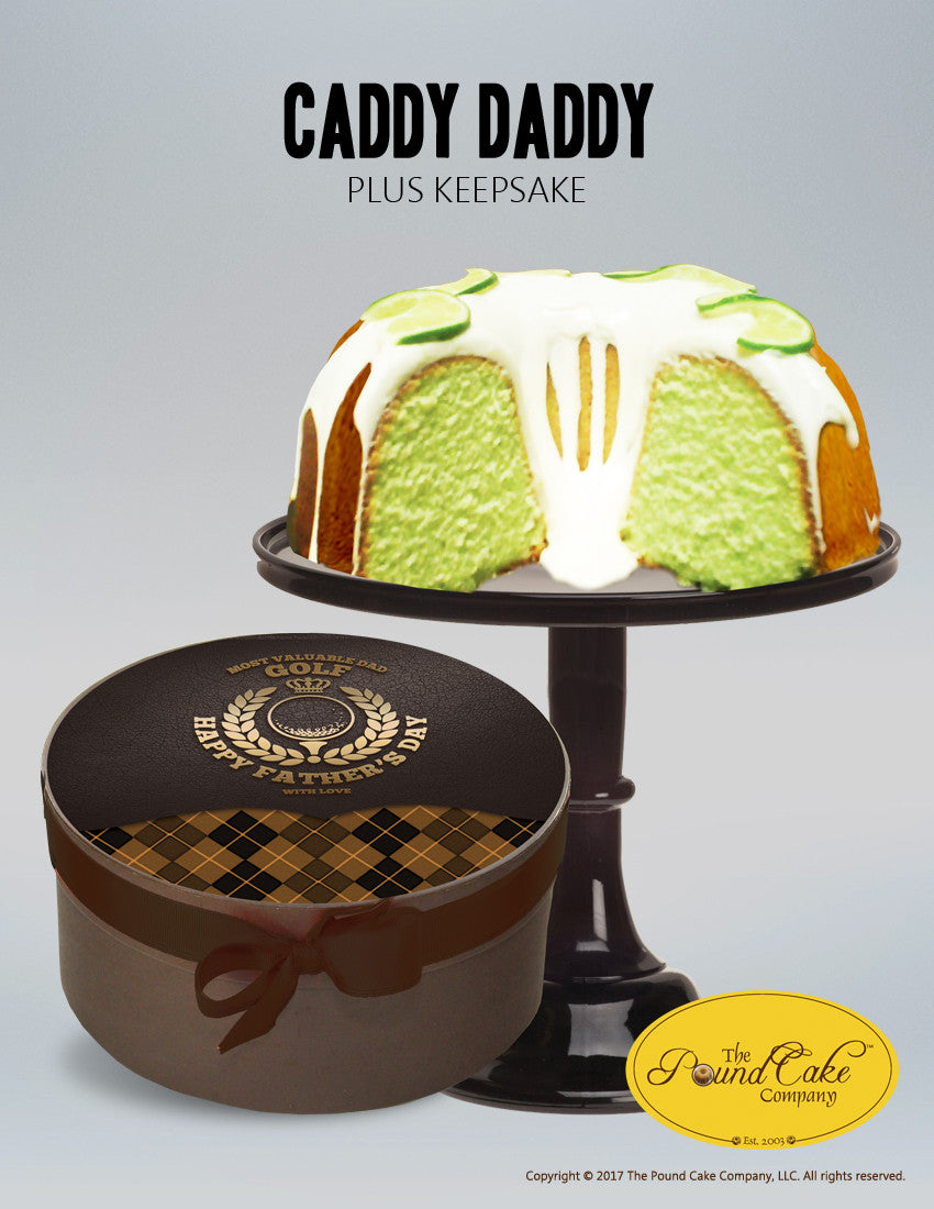 Caddy Daddy - The Pound Cake Company