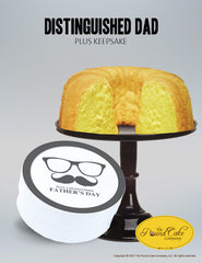 Distinguished Dad - The Pound Cake Company