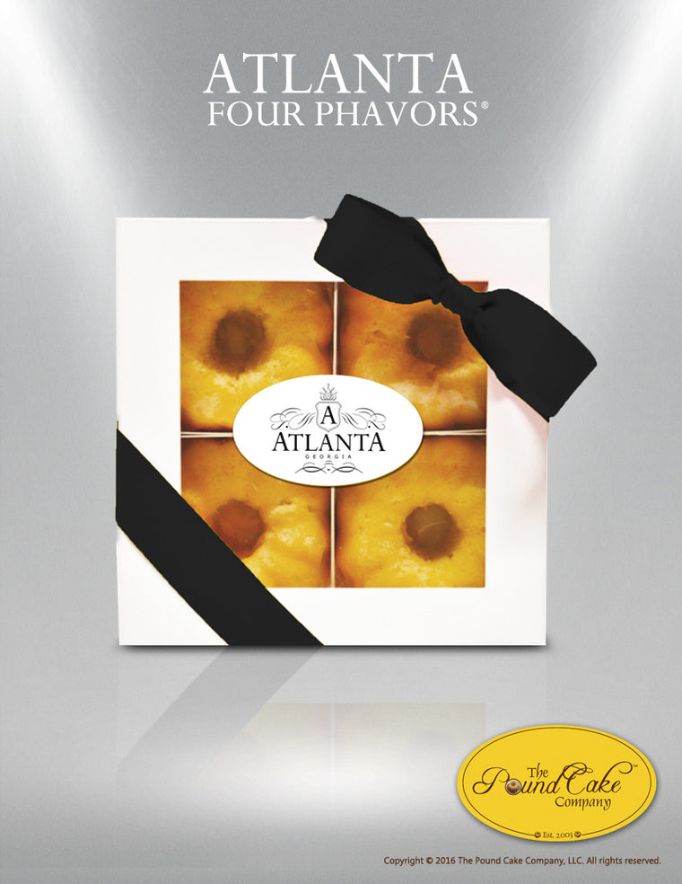 Atlanta Four Phavors - The Pound Cake Company