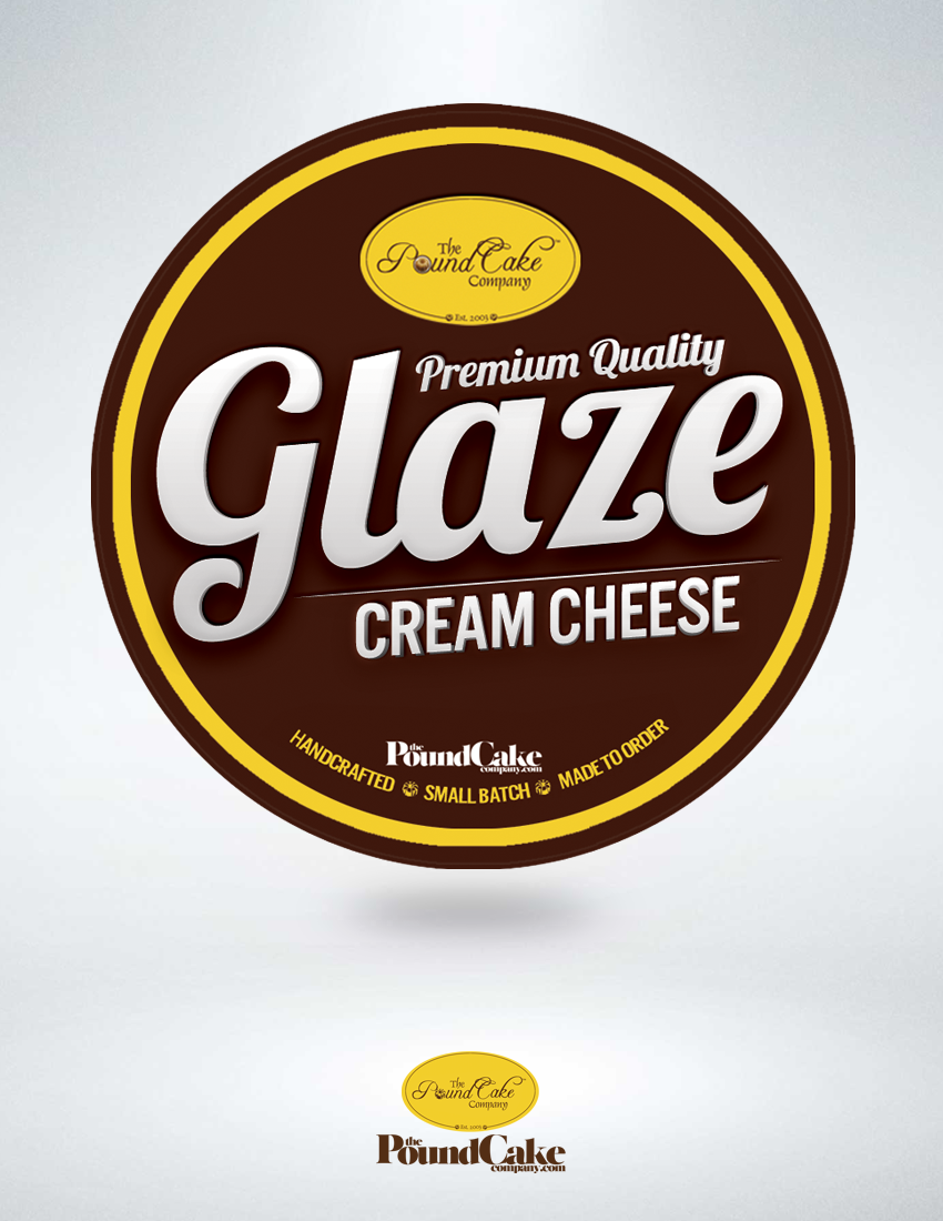 Glaze - Cream Cheese