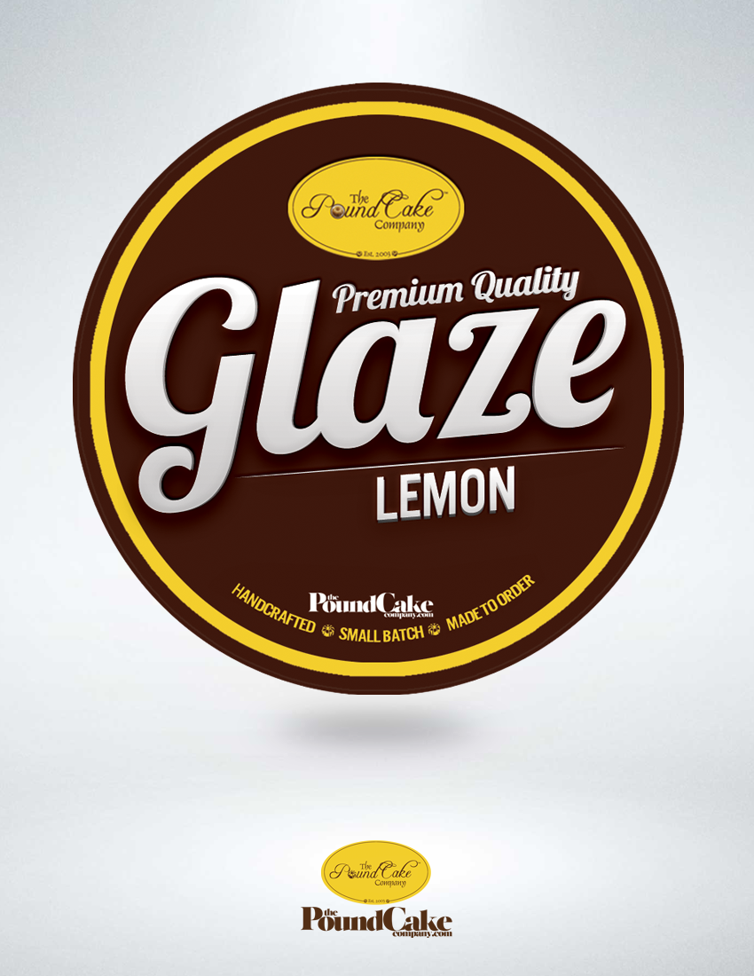 Glaze - Lemon