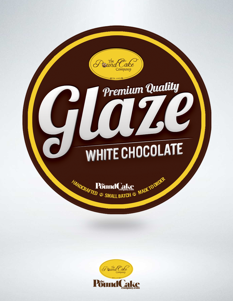Glaze - White Chocolate