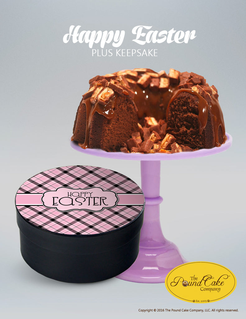 Easter Plus Plaid - The Pound Cake Company