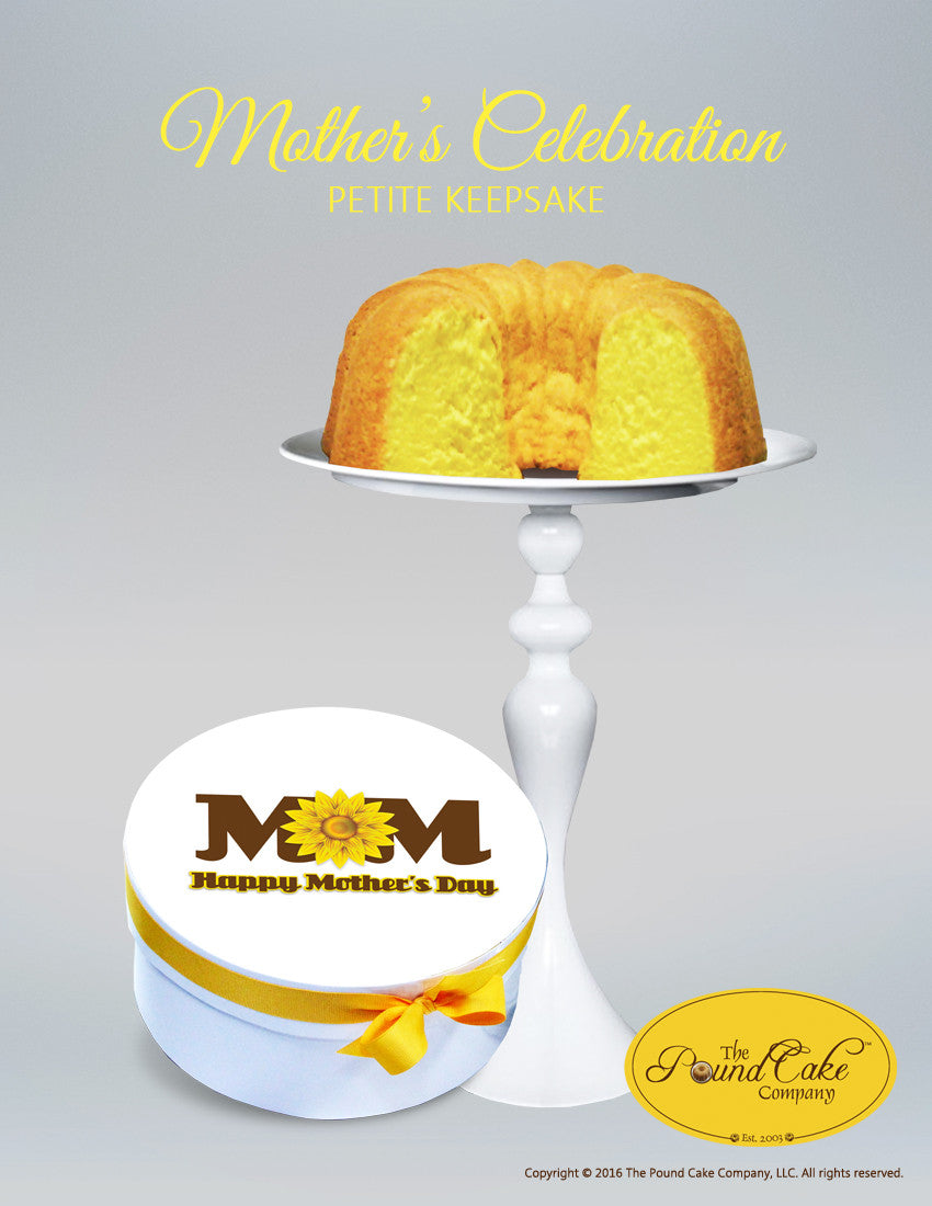Mother's Celebration - The Pound Cake Company