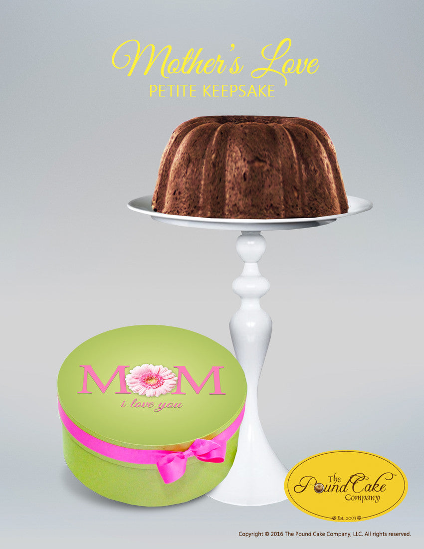 Mother's Love - The Pound Cake Company