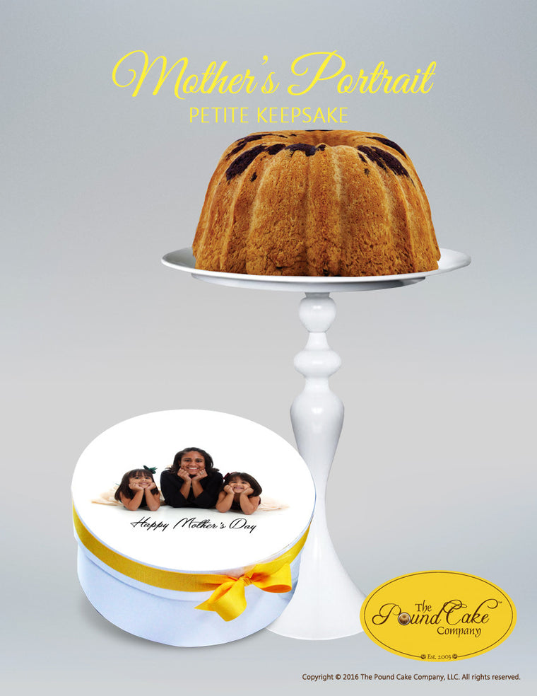 Mother's Portrait Petite - The Pound Cake Company