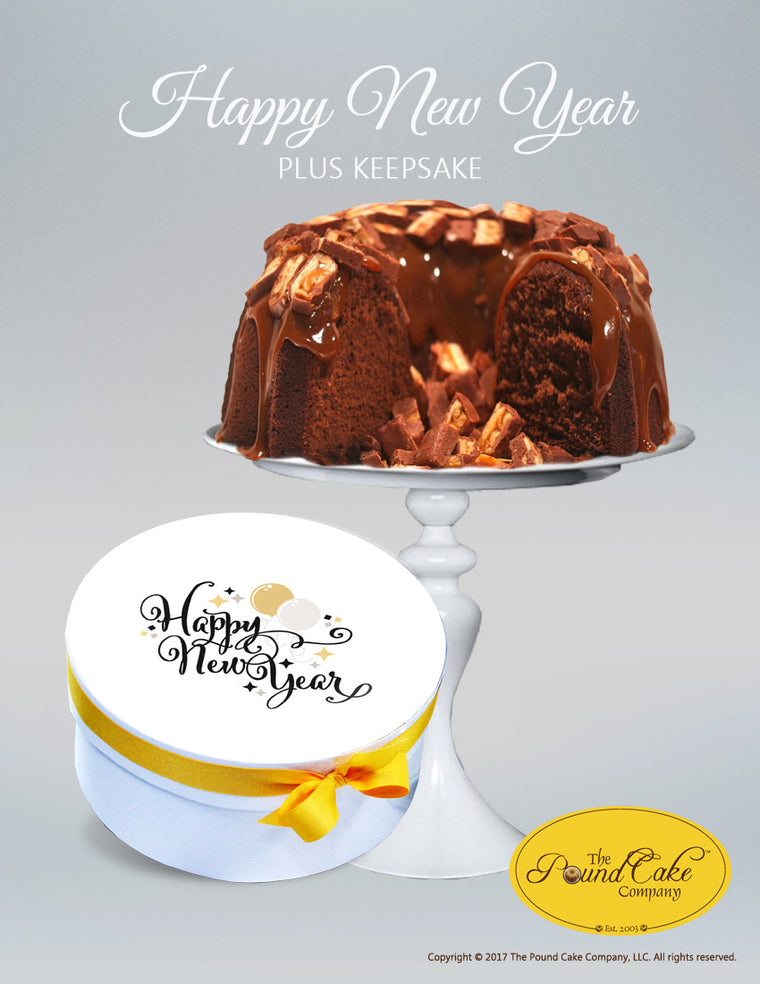 Happy New Year - The Pound Cake Company