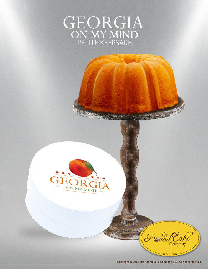 Georgia Petite Keepsake - The Pound Cake Company