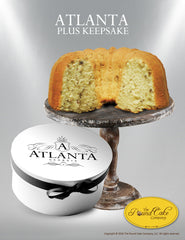 Atlanta Plus Keepsake - The Pound Cake Company