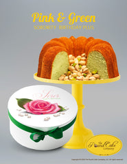 Soror Pink & Green - The Pound Cake Company